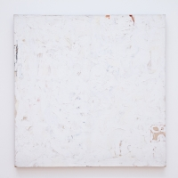 Robert Ryman, Untitled (1958)