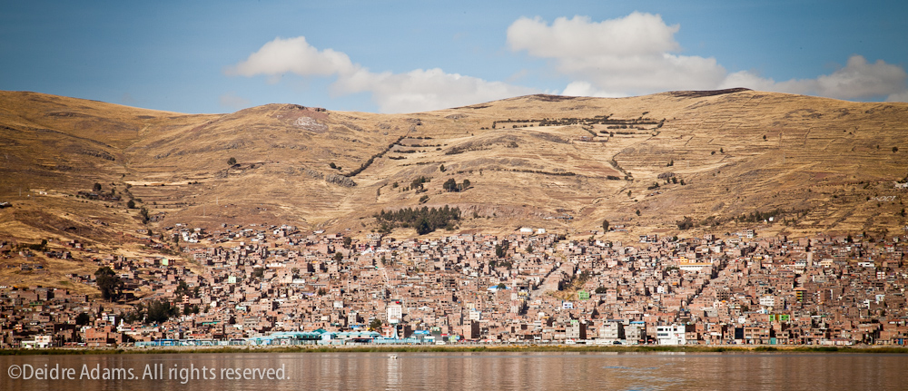 Puno Peru  city pictures gallery : Peru, Part 5 – Puno & Lake Titicaca – Deidre Adams – Artist