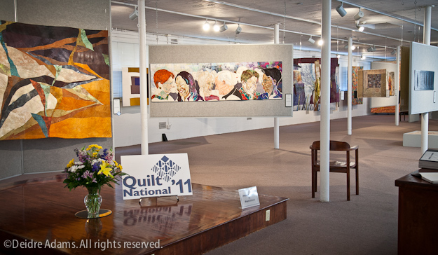 Quilt National 2011 - exhibition
