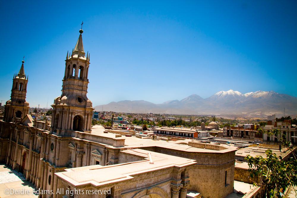 Arequipa, Peru – ©Deidre Adams